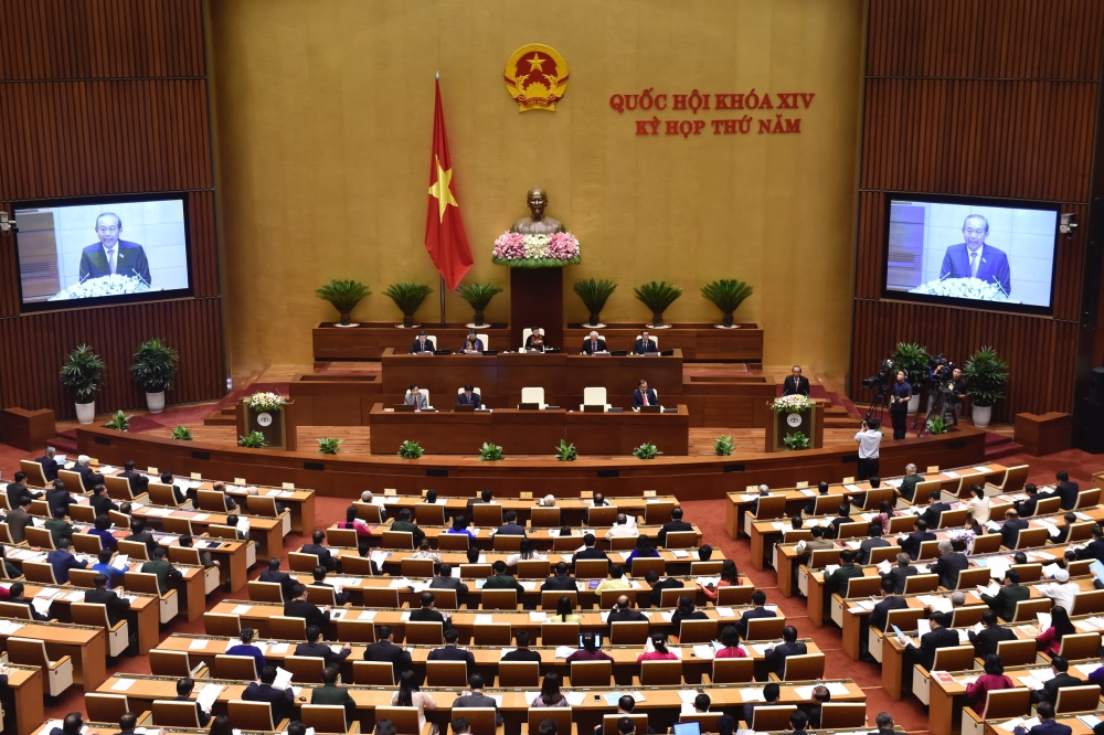 lawmakers urge government to improve trade and investment conditions