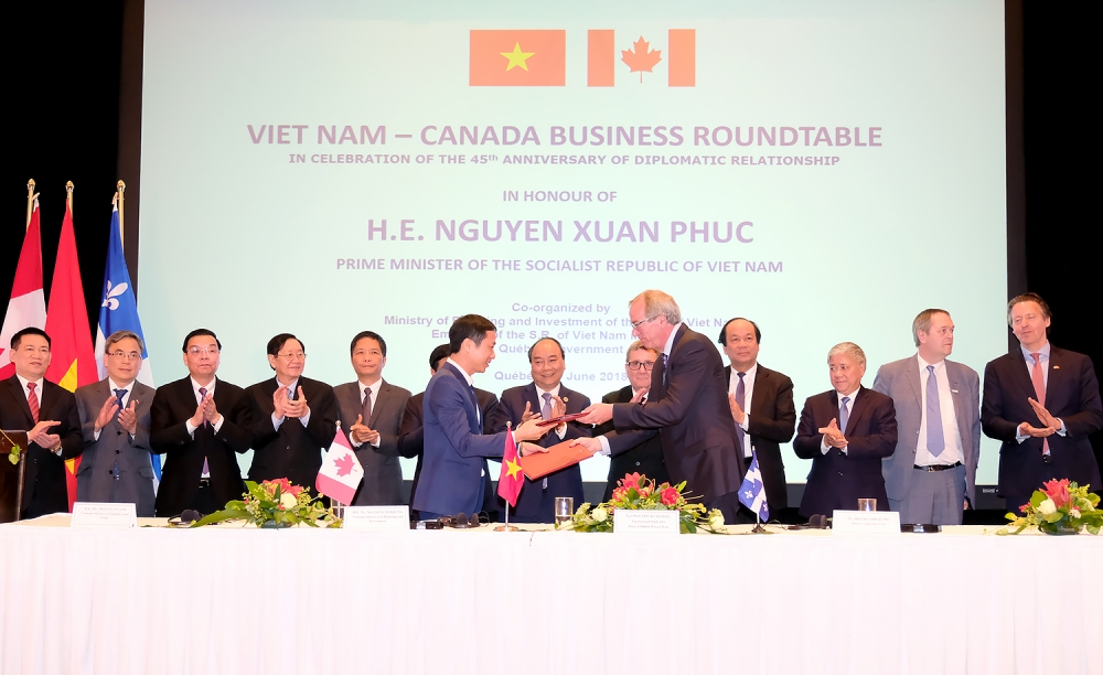 vietnam proposes joint environmental commercial initiatives with g7