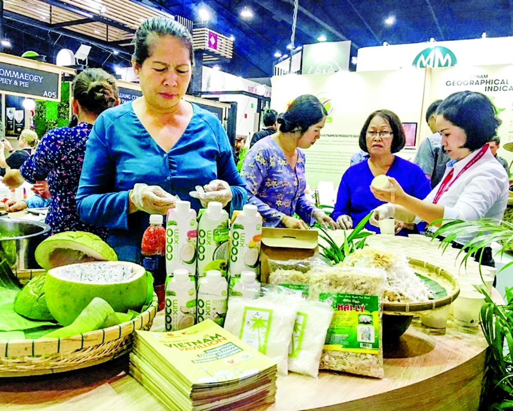 positioning vietnamese organic food in global market
