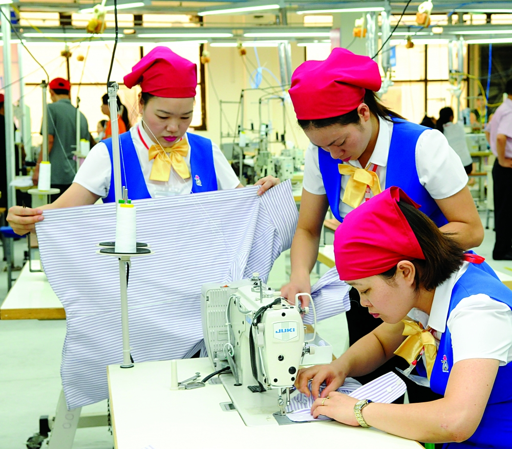 garment textile sector urges more government support