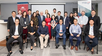 young leaders from vietnam and australia shape the future