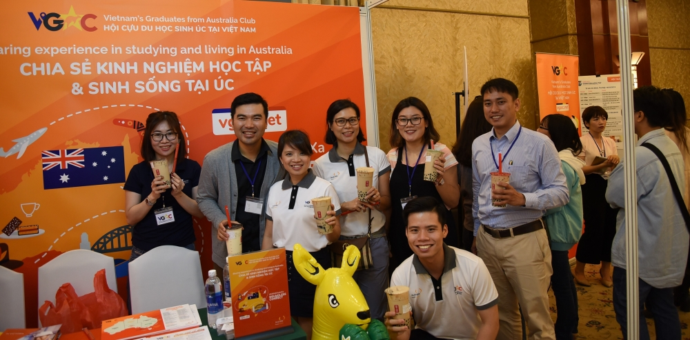 vgac home and a way for australian alumni in vietnam