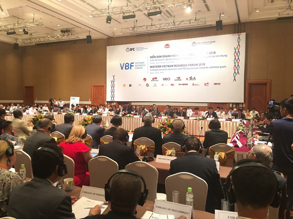 tighter links urged between domestic and fdi business
