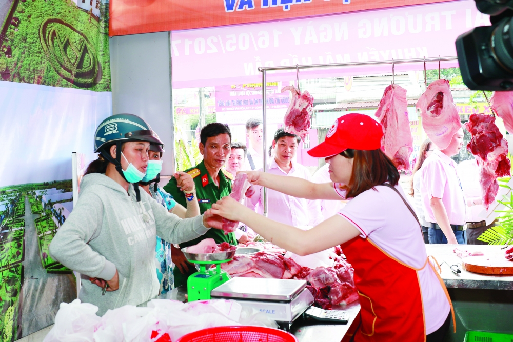 hcmc targets improved production and trade