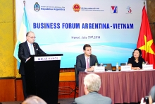 argentina vietnam seek to expand trade
