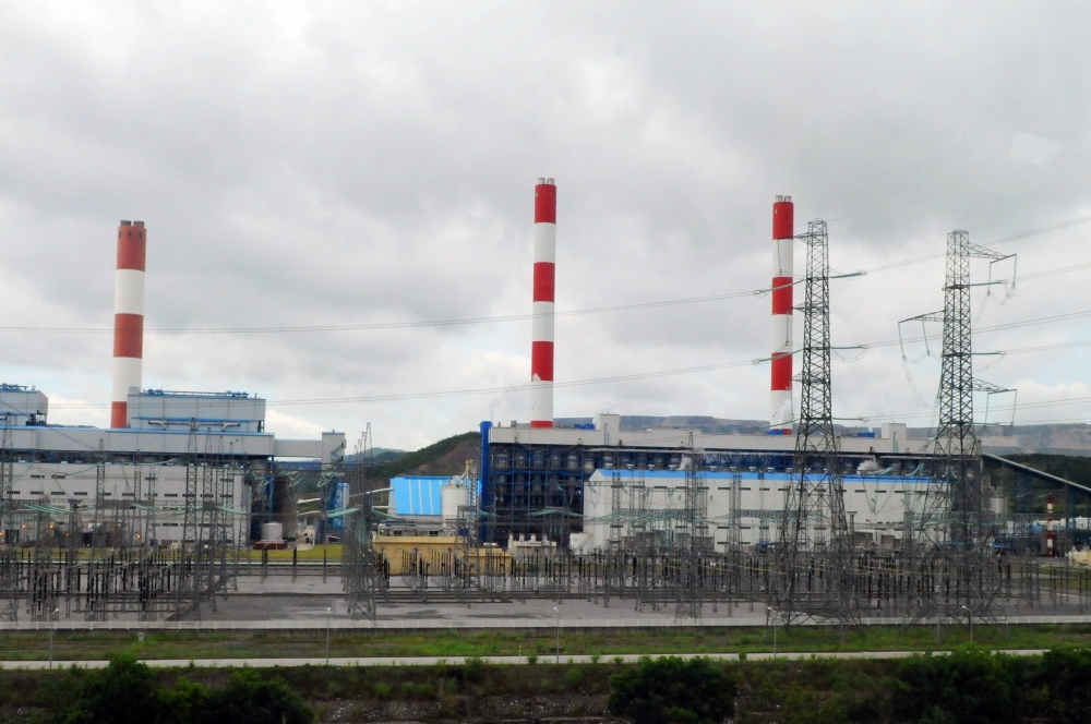 technology needed to limit coal power pollution