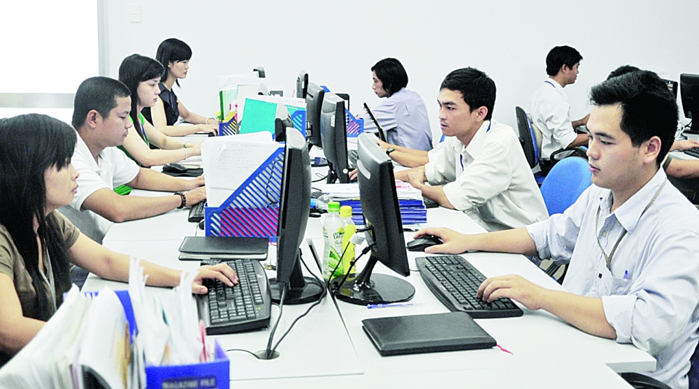 vietnam plays with the big boys on software outsourcing