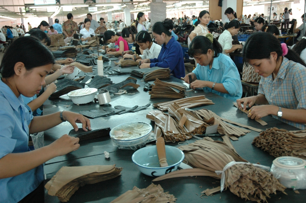 domestic footwear firms have big shoes to fill