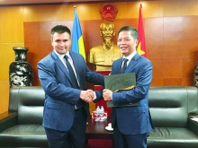 vietnam ukraine promoting cooperation