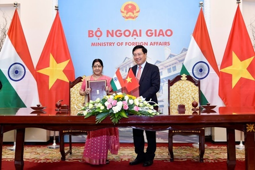 trade between vietnam and india records surge