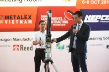 metalex vietnam 2017 dynamic playground for industrial advancement