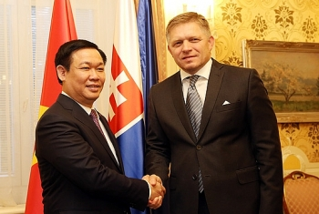 vietnam slovakia see greater trade investment potential