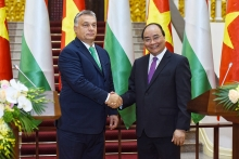 hungary and vietnam boosting cooperation