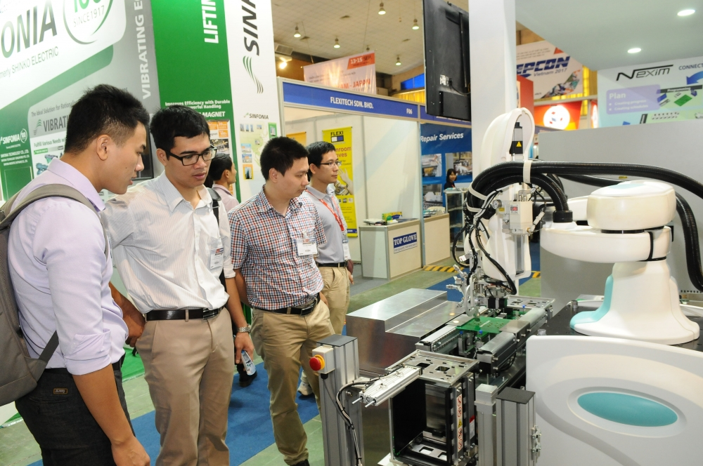electronics firms offer limited content to foreign manufacturers