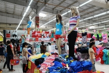 the fast development of fast fashion in vietnam