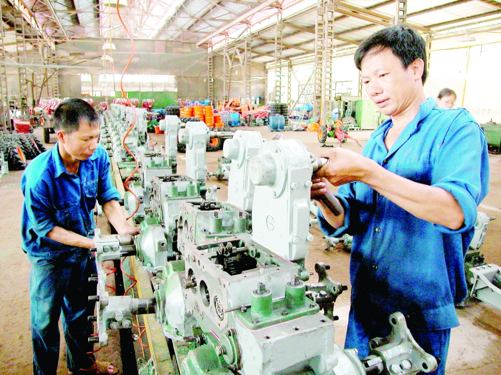 engineering firms lag in smart automated production