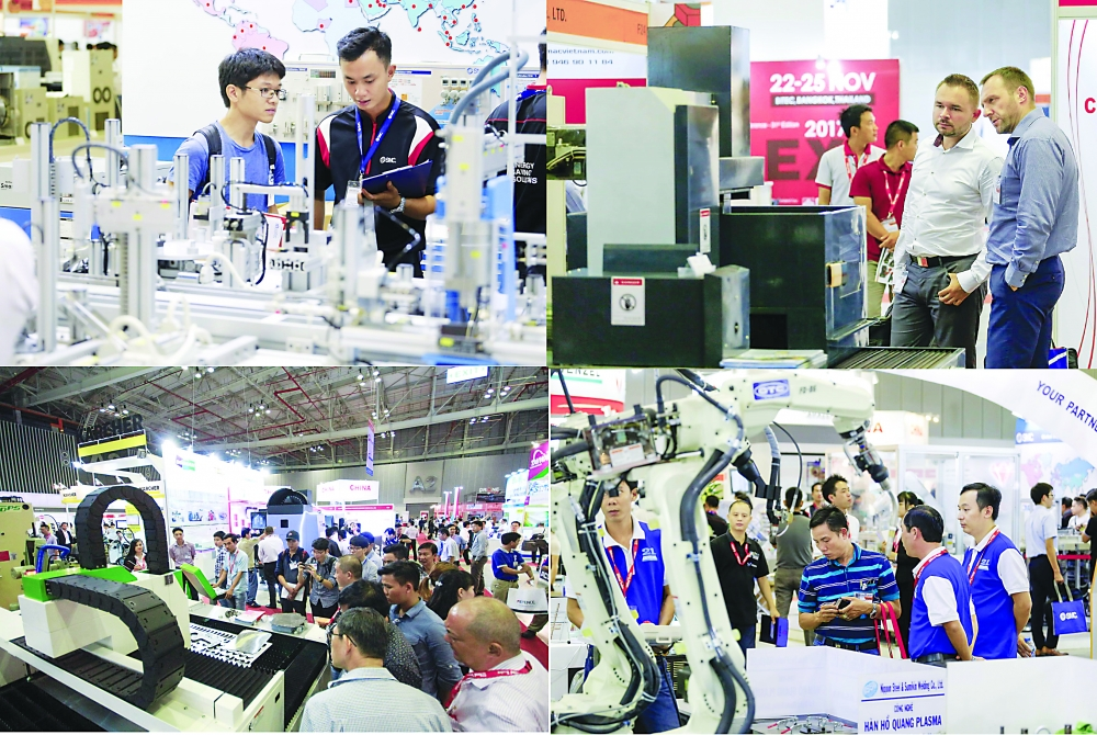 metalex vietnam 2018 a powerful gathering to empower manufacturing and supporting industries