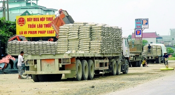 cement exports exceed annual target