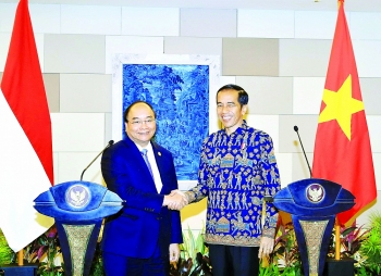 vietnam indonesia boost economic cooperation