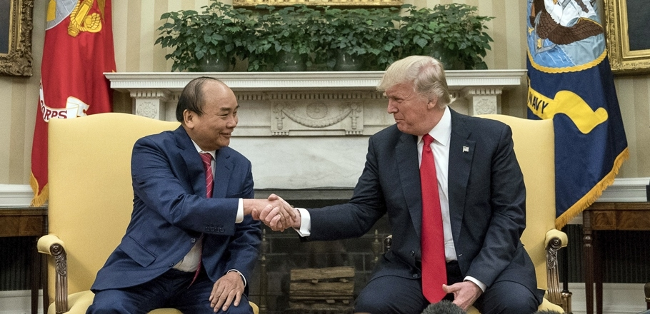 president trumps visit signals new turning point in relations