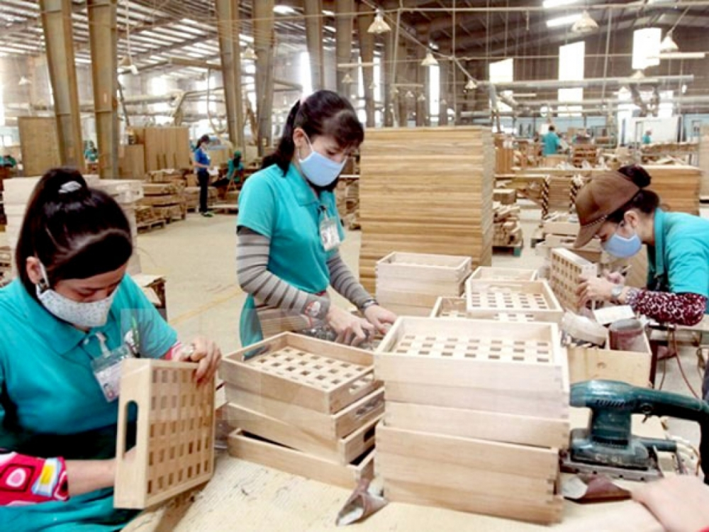 wood exports expected to reach us 8 billion