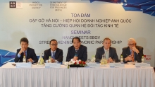 hanoi uk businesses in bid to bolster economic relations