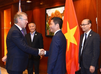 summit provides venue for boosting bilateral cooperation