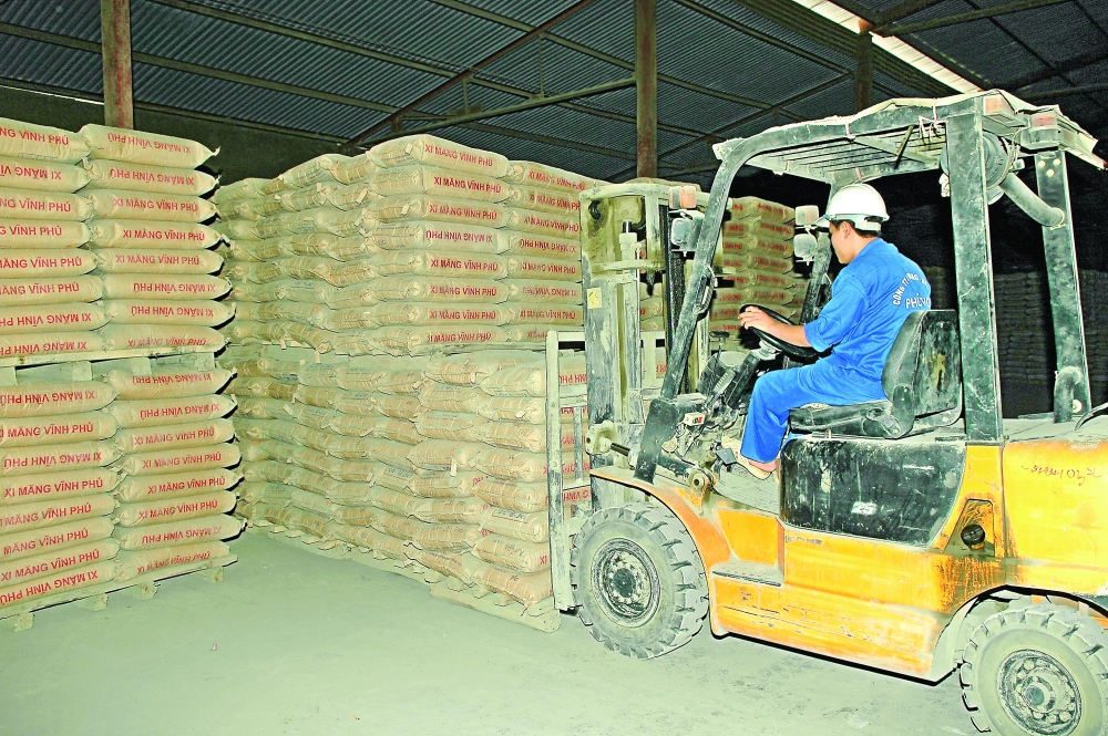 the cost of vietnams cement export growth