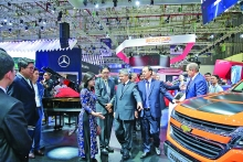 vietnam motor show 2018 makes sales record