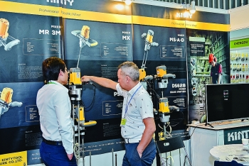 vietnams only international expo on hardware and hand tools