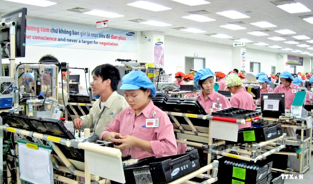 links between domestic foreign electronics makers short circuit