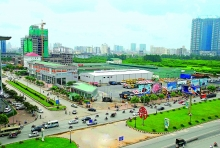 hanoi to become national logistics center
