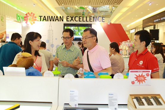 Taiwan Excellence 2015 - a year of success in Vietnam