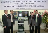 rok aids equipment for vietnamese university