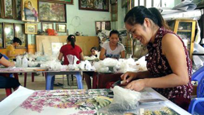 Luc Yen makes vocational training efforts