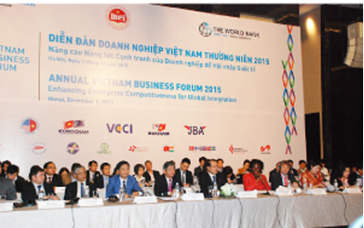 VBF 2015 shows  government's positive response