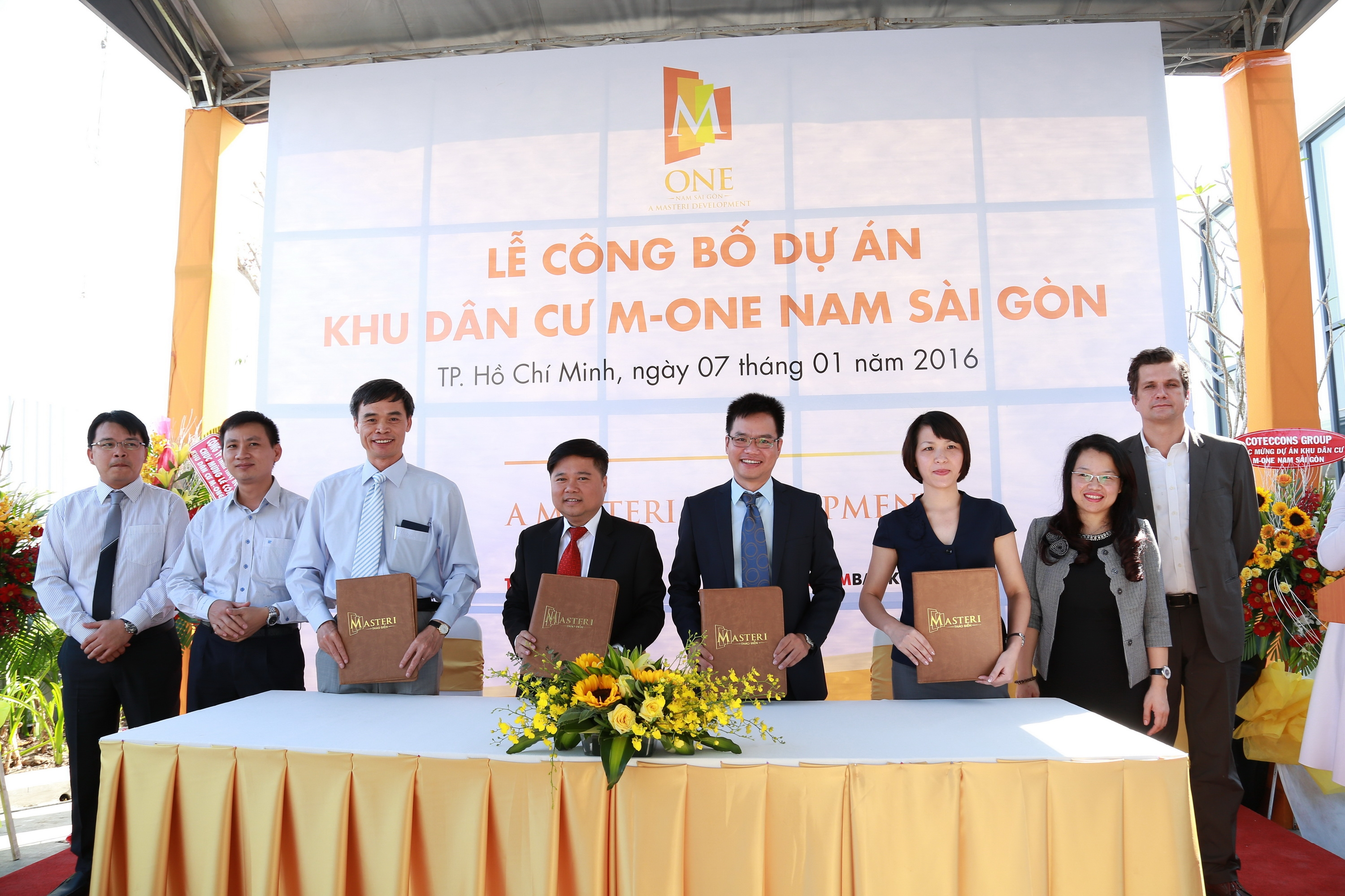 M-One Saigon project officially announced