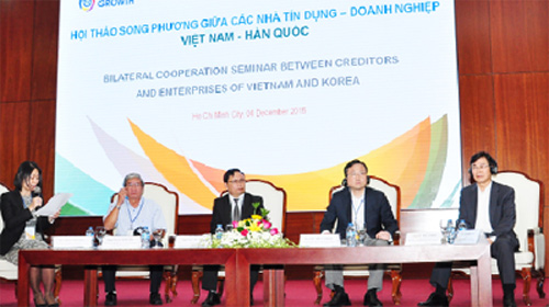 RoK expects capital market development in VN