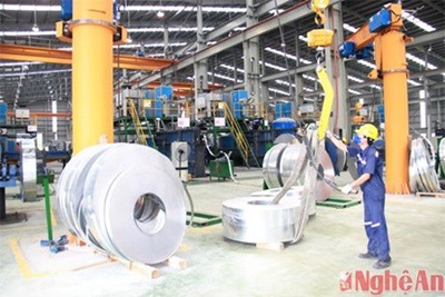 Nghe An sees investment of $6.6b