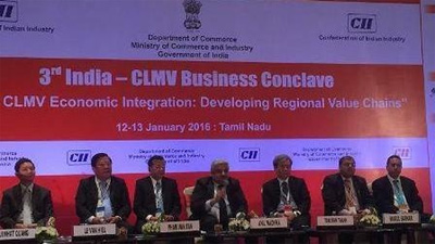 Vietnam attends third India-CLMV co-operation conference