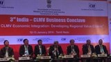 vietnam attends third india clmv co operation conference