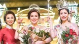 lam cuc wins miss world vietnamese businesswoman