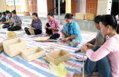 Rural vocational training proves successful