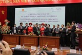 investment deal on thermal power plant signed in nam dinh