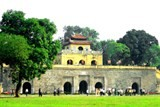 australian embassy helps preserve thang long royal citadel