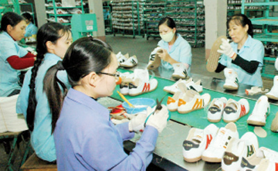 Footwear exports show good prospects