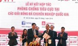 vietnamese football league organizer swiss data firm ink deal to combat match rigging