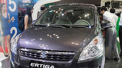 Half Vietnam's auto imports come from India