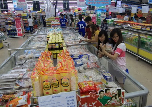 Investors in a race for the food market