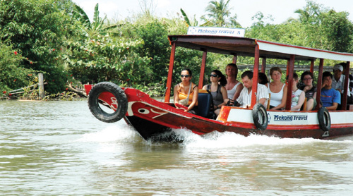 Tourism sector overcomes difficulties